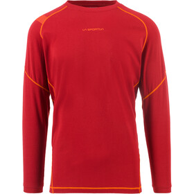 La Sportiva Future Long Sleeve Shirt Herre chili